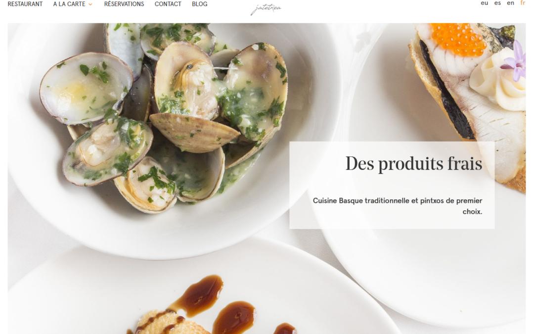 Nous avons lancé le nouveau site web!